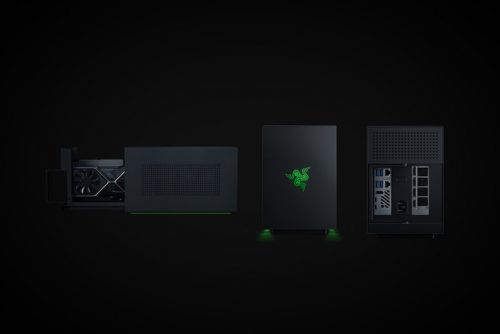 Razer Tomahawk modular gaming PC launches in the US for $2,400