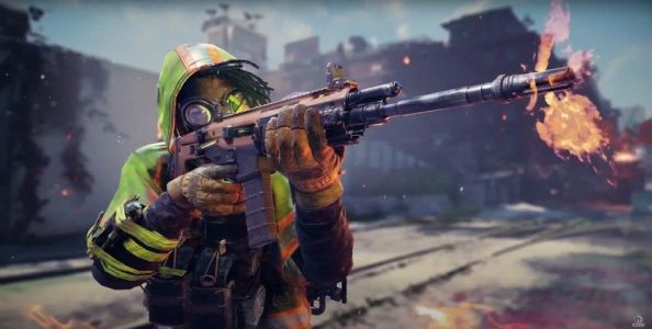 XDefiant is a free-to-play multiplayer shooter in the Tom Clancy universe