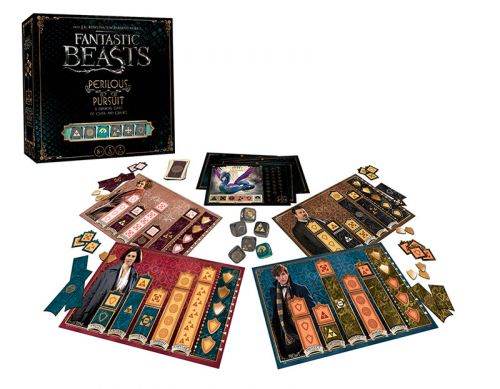 Our Picks For The Potterverse Board Game You Should Play Based On Your House
