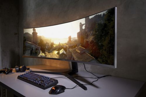 AOC Agon AG322QC4 Curved FreeSync 2 Gaming Monitor Review: HDR Accuracy On a Budget