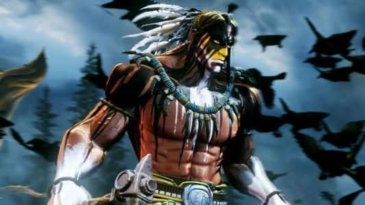 Mortal Kombat 11 may get Killer Instinct Thunder skin for Nightwolf