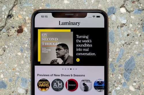 Podcast wars: $100 million startup Luminary launches tomorrow without Reply All or The Daily