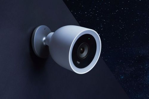 The Nest Cam IQ Outdoor is the latest security camera to use facial recognition