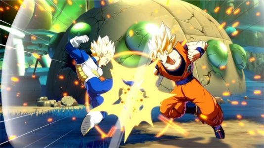 Dragon Ball FighterZ's First Time-Limited Event Is Mondo Cool