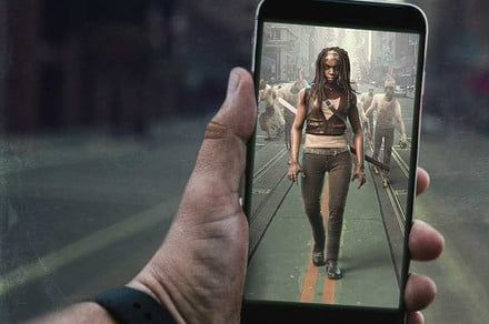 'The Walking Dead: Our World' AR game unleashes zombies in your neighborhood