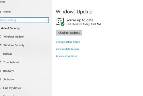 One of the best features of Microsoft's upcoming October update to Windows could be in doubt
