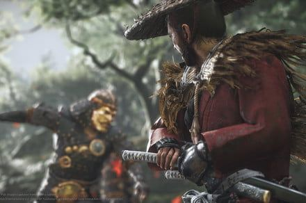 'Ghost of Tsushima' looks like a playable Kurosawa film