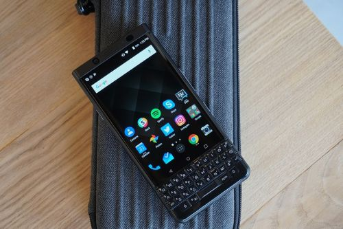 Best Accessories for the BlackBerry KEYone
