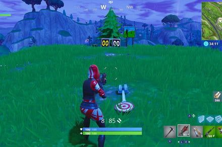 'Fortnite' shooting gallery season 6 week 4 challenge guide