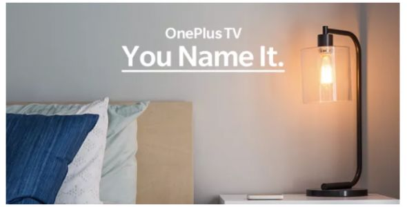 OnePlus TV coming in 2020 in India, not in 2019