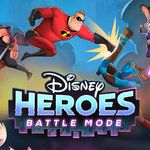 Disney Heroes: Battle Mode RPG brings together Disney and Pixar characters on Android and iOS