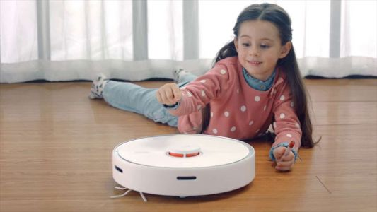 Roborock S6 Robot Vacuum For $422 - Early Black Friday Deals