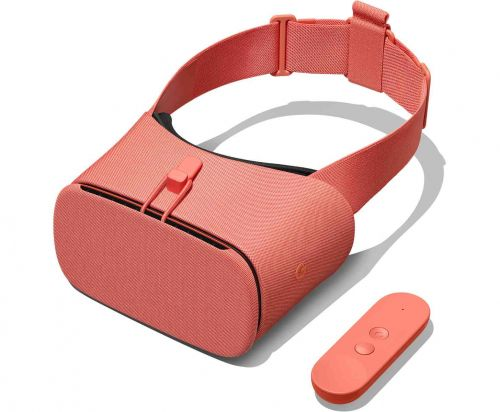 Google now selling its new Daydream View VR headset