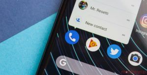 Google Phone update shows dark mode is almost ready