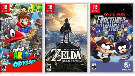Daily Deals: 25% off Zelda, Mario Kart, and Other Switch Games