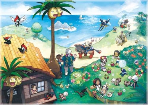 Pokemon Ultra Sun and Ultra Moon make me excited for what's next