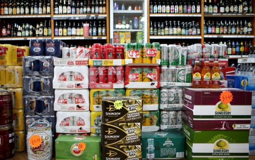 Alcohol sales to street drinkers could be traced with forensic technology