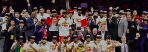 Toronto Raptors NBA Championship win was watched by a record 15.9 million Canadians