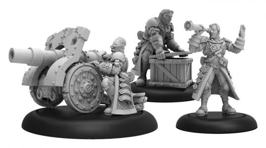 Privateer Press Previews April Releases