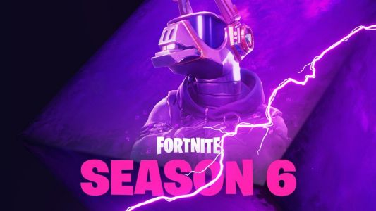 Fortnite Drops First Season 6 Teaser Image