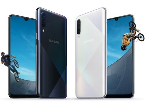 Samsung's new Galaxy A50s and A30s offer upgraded cameras, flashier design