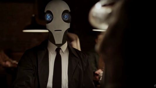 Dust Created a Cool 1930's Sci-Fi Noir Series AUTOMATION with Doug Jones; Watch the First Episode Now!