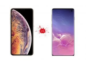 IPhone XS vs Rumored Samsung Galaxy S10