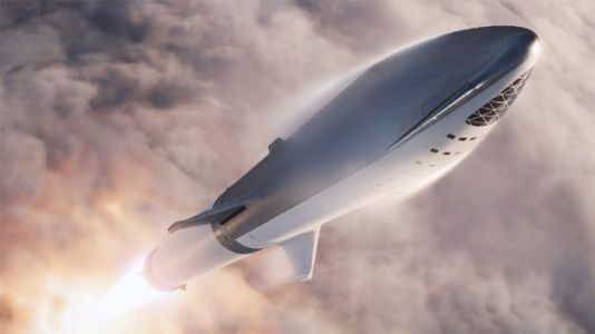 SpaceX Conducts Fiery Tests for Starship's Heat Shields