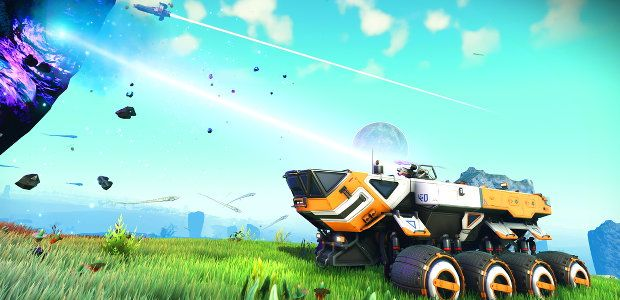 Have You Played. No Man's Sky?