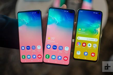 Samsung rolling out Android 10 One UI beta to certain S10 owners in the U.S