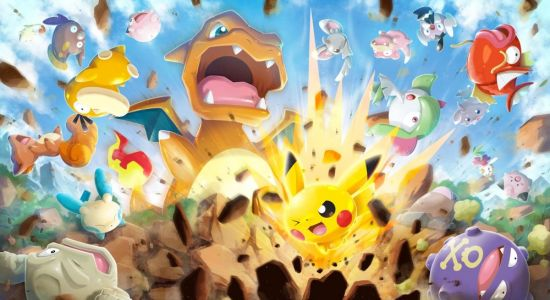 POKEMON RUMBLE RUSH Revealed for Mobile Platforms