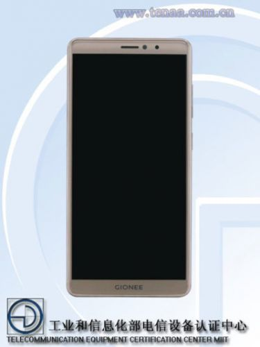 Gionee GN5006 Hits TENAA With 18:9 Screen, Android 7.1.1