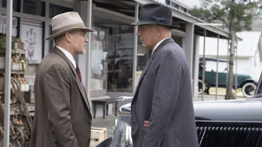 First Look at Kevin Costner and Woody Harrelson in Netflix's THE HIGHWAYMEN