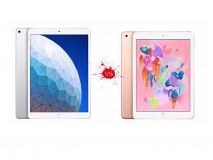 Apple's 10.5in iPad Air vs The 9.7in iPad