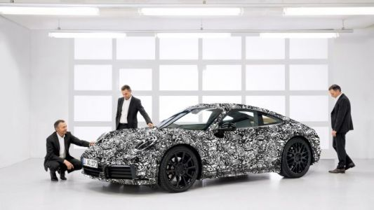 Porsche: Don't expect an electric 911 (992)