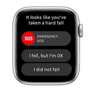 Apple Watch Series 4 Fall Detection is off by default unless you're 65 or older