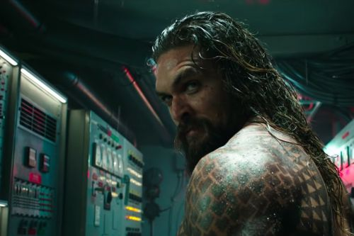 The first trailer for DC's Aquaman shows off a war between the surface and the sea