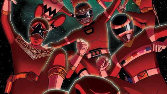 Surprising New Team of Rangers for MIGHTY MORPHIN POWER RANGERS Includes New Ranger
