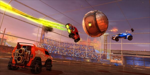 Rocket League Delays Update, And That's Good News