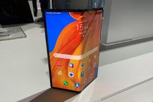 Huawei Mate Xs: hands-on with the futuristic 5G foldable