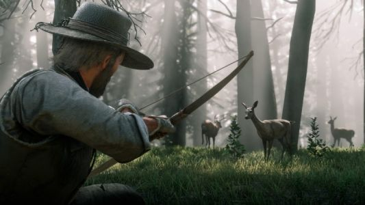 Red Dead Redemption II Is A 90GB Download On Xbox One