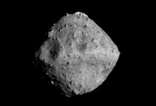 Japanese scientists think they know where the Ryugu asteroid came from