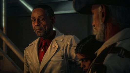 Far Cry 6 story trailer has Giancarlo Esposito being his baddest self