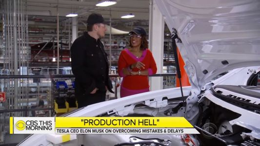 Check Out The First Ever Public Tour Of Tesla's Model 3 Factory