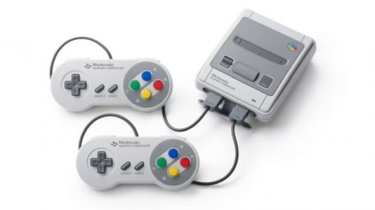 Man Arrested for Selling Modded Super NES Classic With Just 5 Additional Games