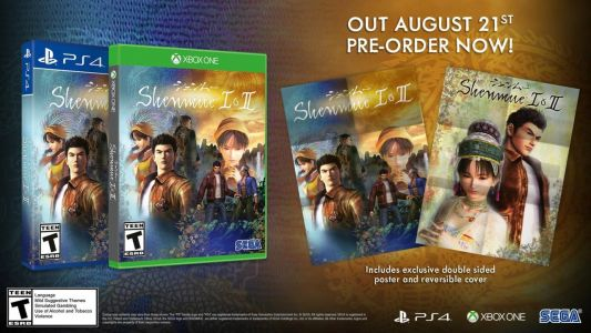 Shenmue 1 And 2 Pre-Order And Release Date Guide For The US: PS4, Xbox One, PC