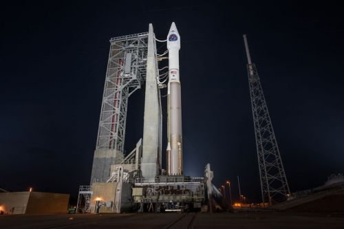 Watch an Atlas V rocket launch a missile-detecting satellite to orbit tonight