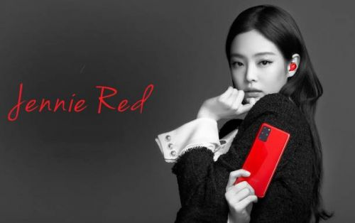 This Jennie Red Galaxy S20+ is equally stunning and frustrating