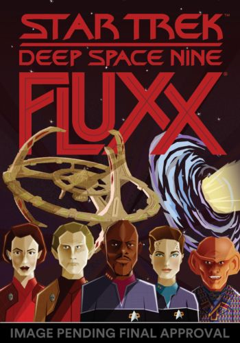 STAR TREK: FLUXX Sets A New Course For DEEP SPACE NINE