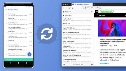 Mozilla launches two experimental Firefox apps: Lockbox for iOS and Notes for Android